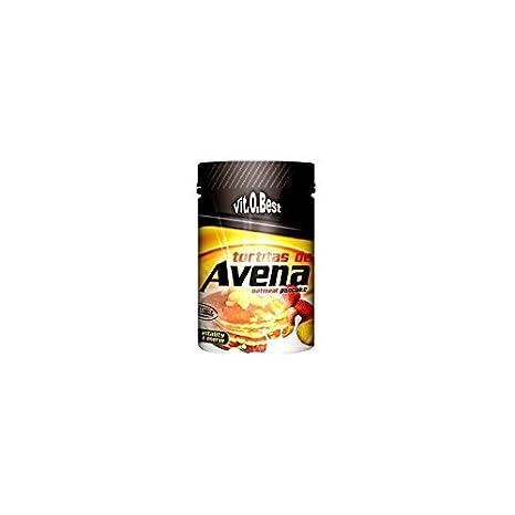 Vitobest Tortitas de Avena Sabor Vainilla y Canela - 700 gr: Amazon.es: Salud y cuidado personal