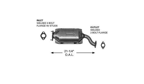 Catalytic Converter AP Exhaust 642992