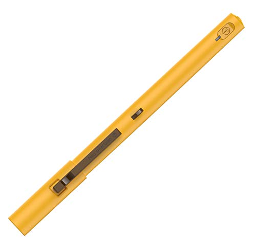 NeoLab Convergence Neopen M1 Smartpen for iOS, Android, Smartphones, Tablets, and Windows - Automatically Digitizes Your Handwriting and Drawings - Yellow