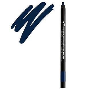 IT COSMETICS No-Tug Waterproof Gel Eyeliner .017 oz. 50g. Navy