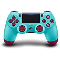 DualShock 4 Wireless Controller for PlayStation 4 (Berry Blue)