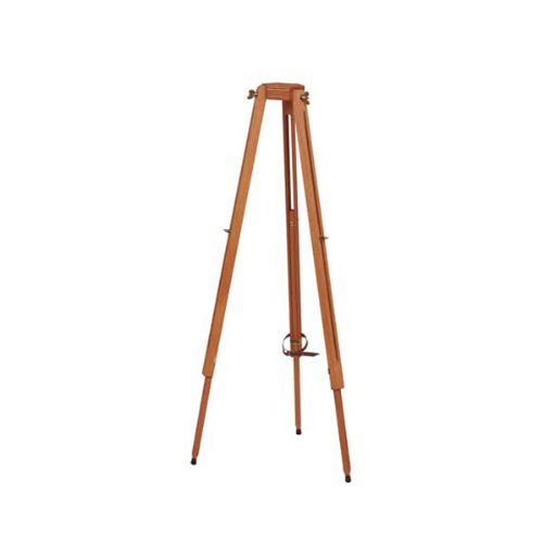 Mabef Mbma-30 Wood Tripod For Pochade Box by Mabef