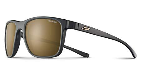 Julbo Trip Sunglasses, Matte Black Frame, Brown Polarized Lens