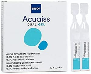 Acuaiss Dual Gel – Lágrima Artificial de Gel