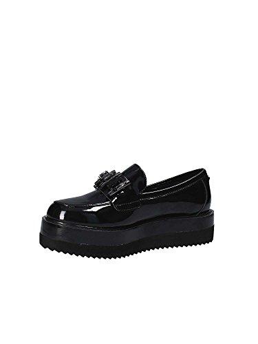 NERO inverno vernice donna FLMAI3ELE14 Black GUESS scarpa 2018 ECOPELLE BLACK platform BxqYT8
