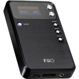 FiiO E17 Alpen Portable Headphone Amplifier USB DAC