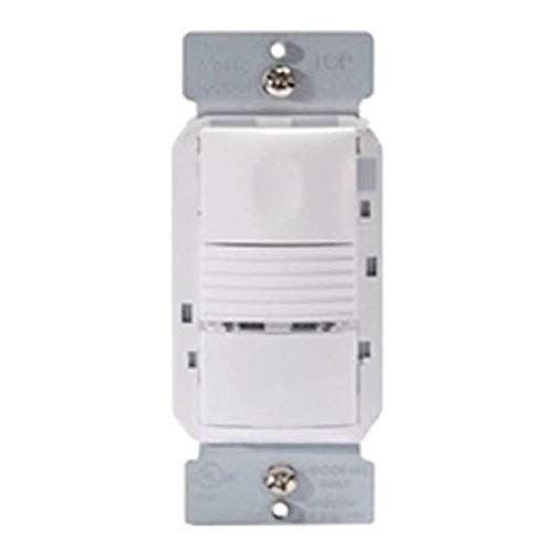 Wattstopper Watt Stopper PW-100-I Passive Infrared Ivory Wall Switch -