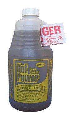 Hot Power Drain Cleaner 1 Qt