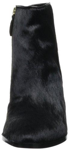 Boutique 9 Womens Isoke5 Botte Noir Veau Poli