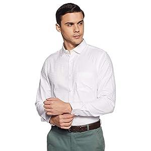 Excalibur by Unlimited Men's Slim Fit Formal Shirt