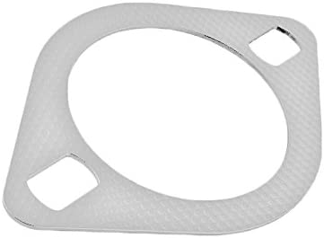 """2.5/"""" Catback Exhaust Header Down Pipe Manifold Collector Flange Gasket 3 Bolt"""