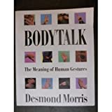 Bodytalk: The Meaning of Human Gestures