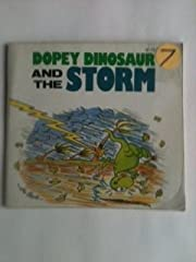 dopey dinosaur and the storm por Mike Higgs