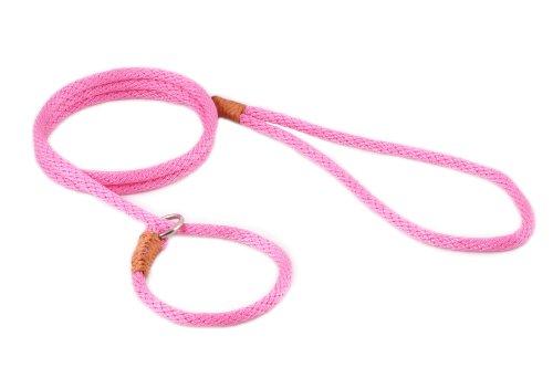Alvalley Nylon Slip Leash for Dogs 6mm X 123cm or 1/4in X 4ft