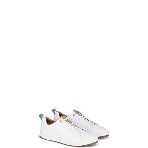 Sperry Top-Sider Gold Cup Richfield LTT Sneaker Men 8 White