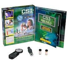 Edu Science CSI: Crime Solving Kit Case File #1