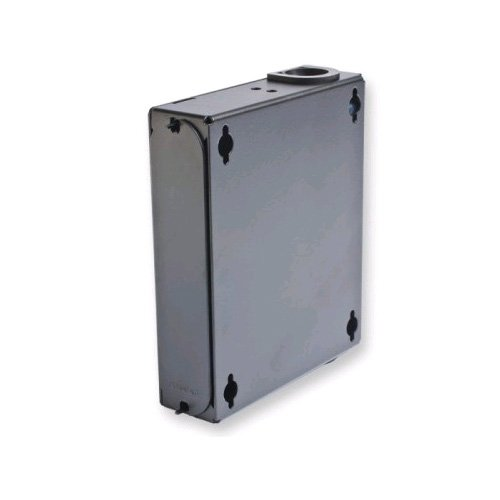 Corning Cable Systems Single CCH Panel Wall-Mount Housing by Corning Cable Systems