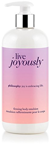 Philosophy Live Joyously Firming Body Emulsion, 16 Ounce