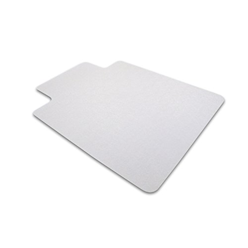 Floortex Ultimat Polycarbonate Smooth Back Chair Mat For