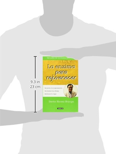 Amazon.com: La enzima para rejuvenecer (Spanish Edition ...
