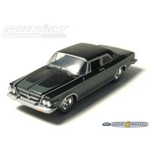 GreenLight 1963 Grey/BlackChrysler 300J – Custom Color-A for sale  Delivered anywhere in USA