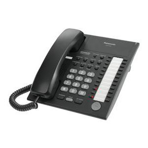 Panasonic KX-T7720 Phone Black by Panasonic