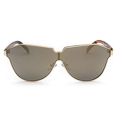 Lente de Estilo de conducción Moda Ojos de una Unisex de de Vacaciones Metal Gato de Sol con Playa UV400 Borde de protección Pieza de Color C3 de Ojos Gafas de Tonos de Proteccion Godbb de Verano vwAqRv