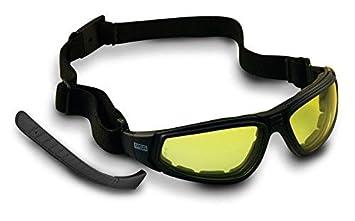 Óculos PROTEÇÃO MSA NoturnO De Lente Amarela Anti Reflexo C.A18066 ... 50773bf923