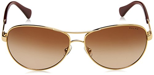 Ralph Sonnenbrille (RA4117) LIGHT GOLD/BURGUNDY