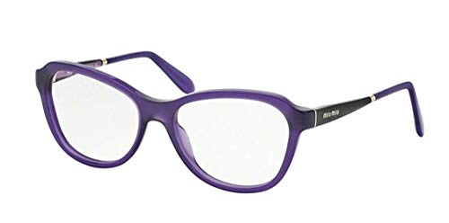 Miu Miu MU01NV Eyeglasses-TFI/1O1 Violet-54mm
