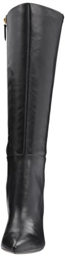 Leather Women's West Fallon Nine Black Hxzxw