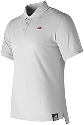 New Balance MT71502 Polo white: Amazon.es: Deportes y aire libre