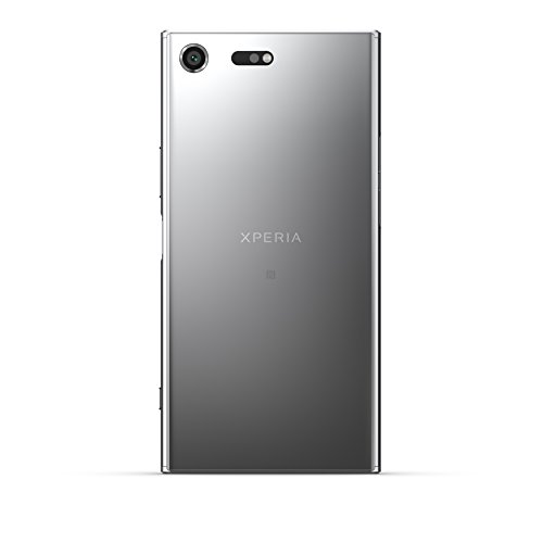 "Sony Xperia XZ Premium - Unlocked Smartphone - 5.5"", 64GB - Dual SIM - Luminous Chrome (US Warranty)"