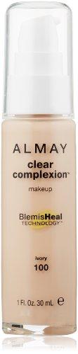 Almay Clear Complexion Liquid Makeup, Ivory