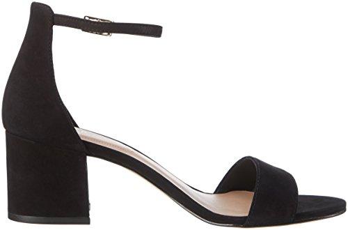 Femme Bout Villarosa Noir Ouvert Sandales ALDO Black 7ZIxn44