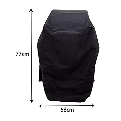 Aggenix Store BBQ Grill Cover Grill Barbeque Cover Outdoor Rain Grill Barbacoa Anti Dust Protector for