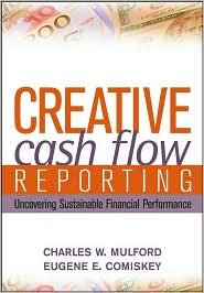 Creative Cash Flow Reporting 1st (first) editon Text Only