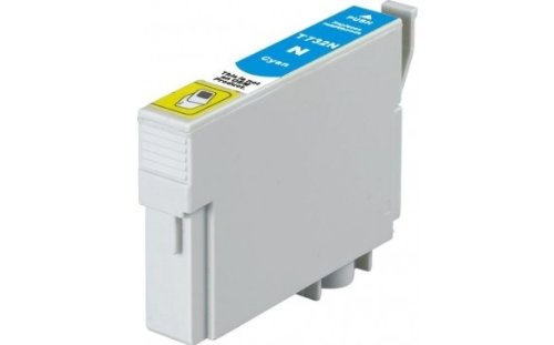 NEW Compatible Remanufactured T126220 For Epson 126 T1262 Cyan Ink Cartridge WorkForce 60 435 520 545 630 633 635 645 840 845