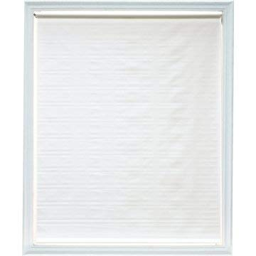 Achim Importing 300 Plain Translucent Roller Shade 46 x 7inch White, Case of 12 from Achim Importing