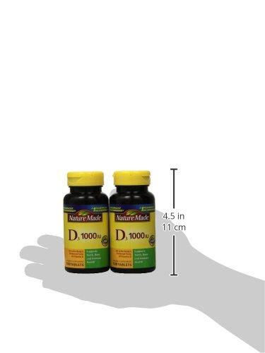Nature Made Vitamin D 3