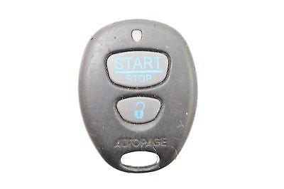 AUTOPAGE H5OT52 XT-12 Factory OEM KEY FOB Keyless Entry Remote Alarm Replace