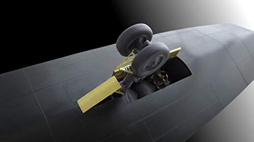 Metallic Details SR-71 Blackbird. Landing Gears (Testors/Italeri) 1/48 MDR4824 7