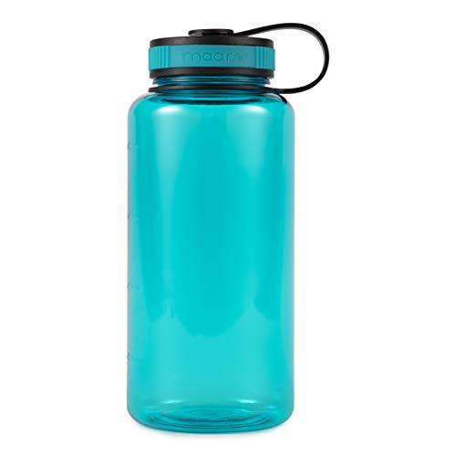 Maars Tritan Wide Mouth 34 oz. BPA-Free Sports