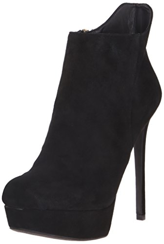 Jessica Simpson Women's Shawley Boot, Black, 10 M - Sexy Play High Heels