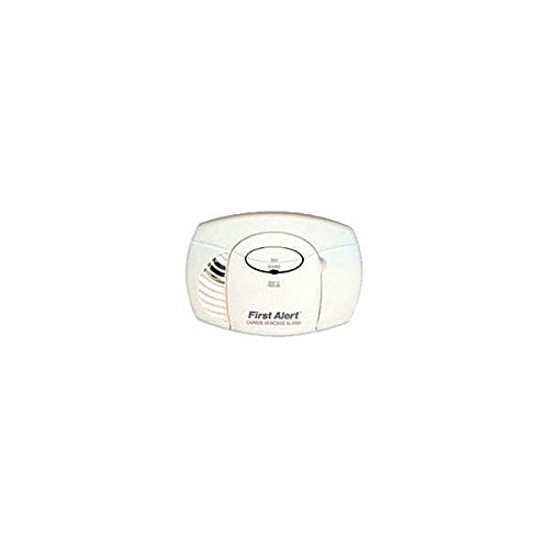 First Alert FAT1039718 Battery-Powered Carbon Monoxide Alarm