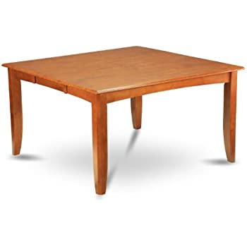 Amazon Com Simpli Home Eastwood Solid Hardwood Square