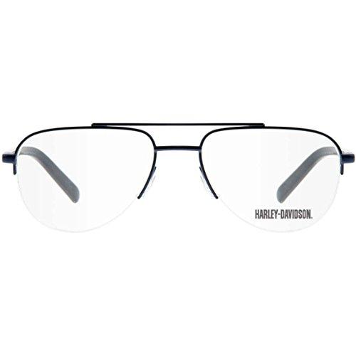 Harley Davidson - Montures de lunettes - Homme bleu bleu Small