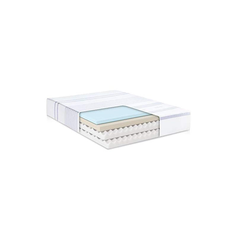 Vibe Gel Memory Foam 12-Inch Mattress | CertiPUR-US Certified | Bed-in-a-Box, Queen