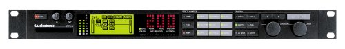 TC Electronic G-Force Rack Mount Guitar Multi Effects Processor with 8 Simultaneous Effects and Memory Card (Rackmount Guitar Effects)