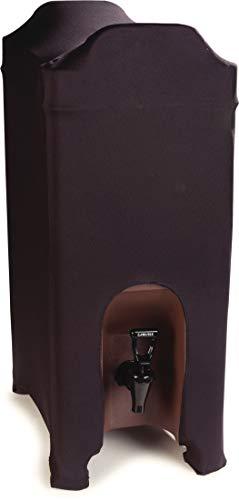 Carlisle EMB5026BS5014 Embrace Beverage Server Cover, Polyester, Black (Beverage Server Cover)
